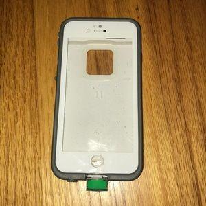 iPhone 6/6s LifeProof case.